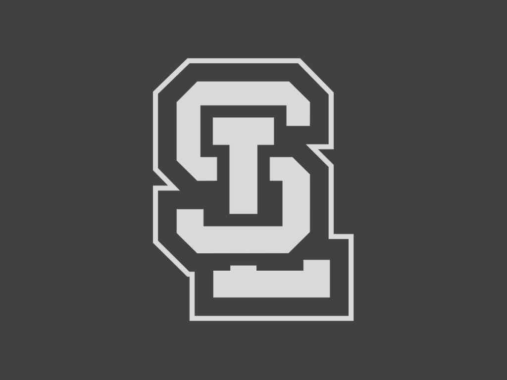 Spring Lake SL logo set on gray scale, advertising the Spring Lake Smart Start program to kick off school