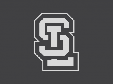 Spring Lake SL logo set on gray scale, advertising the Spring Lake Smart Start program to kick off school